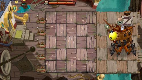 dr zombie barco pirata