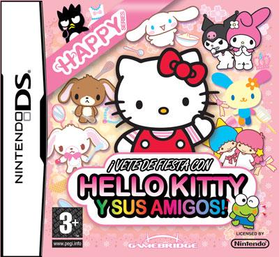 Hello kitty nintendo Ds y Dsi
