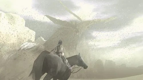 shadow of colossus pelicula