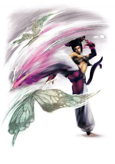 juri super street fighter IV