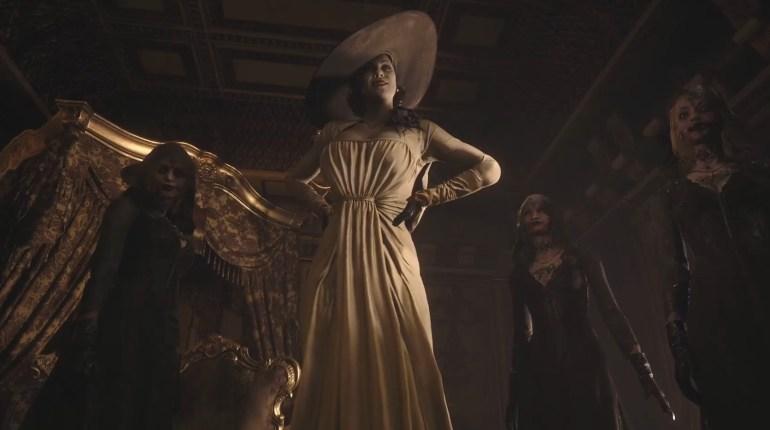 lady dimirtescu
