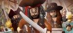 LEGO Piratas del Caribe El videojuego: Llegará para Nintendo 3DS coincidiendo con el estreno de la cuarta película