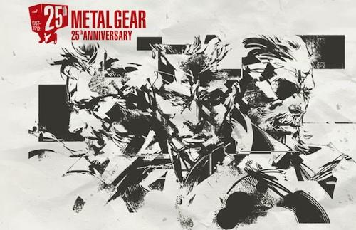 metal gear solid 25 anniversary