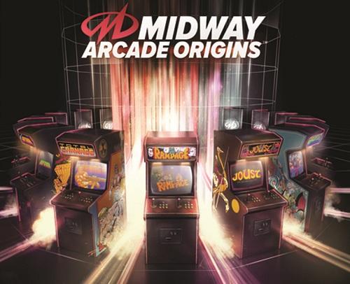 midway arcade origins Midway Arcade Origins reune a más de 30 grandes clásicos