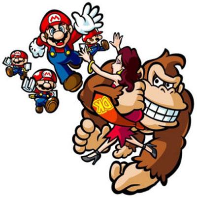 Mario vs Donkey Kong Nintendo Dsi