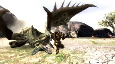 monster hunter tri wii