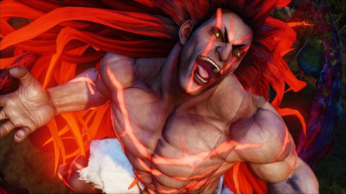 necali street fighter V
