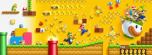 new super mario bros 2 3ds New Super Mario Bros 2: Sigue la fiebre del oro con los dos nuevos sets de niveles descargables