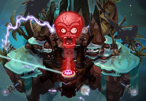 nuevo final boss plants Plants Vs Zombies 2 se prepara para St Patrick's Day y nos trae un nuevo final Boss