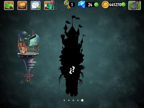 ¿Cómo conseguir el quinto mundo de Plants Vs Zombies 2?
