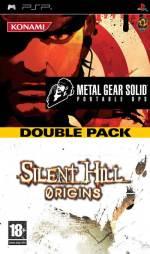 Videojuegos PSP: Konami lanza packs de sus mejores juegos