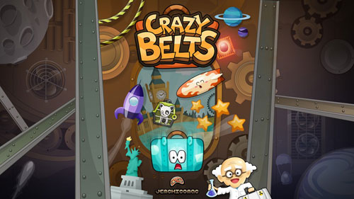 portada crazy belts