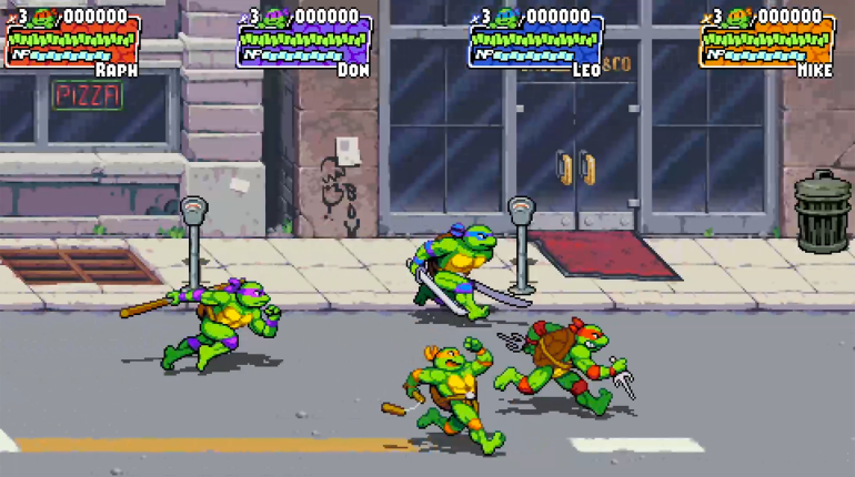 TMNT: Shredder's Revenge