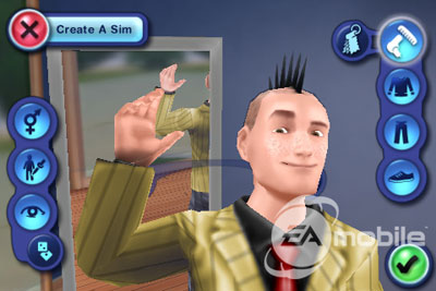 sims 3 iphone
