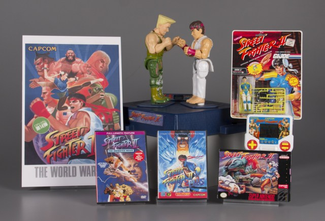 street fighter II strong museum