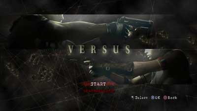 versus mode resident evil 5