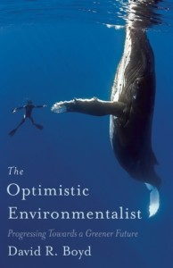 Cover for The Optimistic Environmentalist