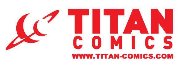 Titan Comics SDCC banner