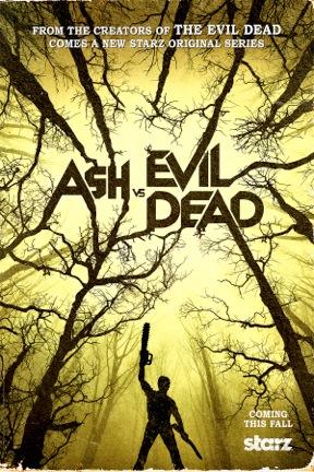 Ash vs Evil Dead Teaser Art