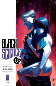 Black Science #16 Cover