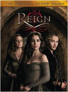 Reign Season Two DVD set