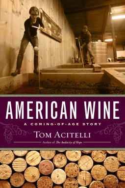 American Wine a coming of age story cover