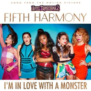 Fifth Harmony I'm in Love with a Monster
