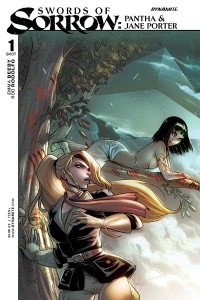 Swords of Sorrow: Jane & Pantha cover by Andolfo