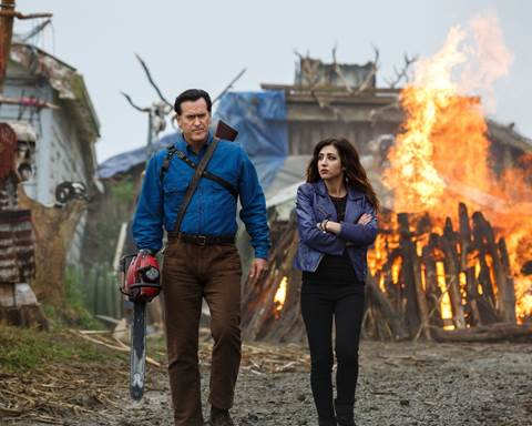 Ash vs the Evil Dead photo