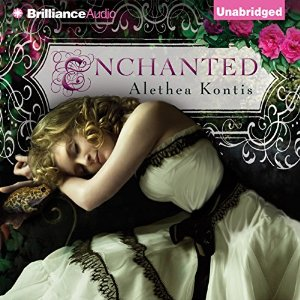 Cover for the Audio of Enchanted by Alethea Kontis