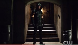 Arrow in new suit