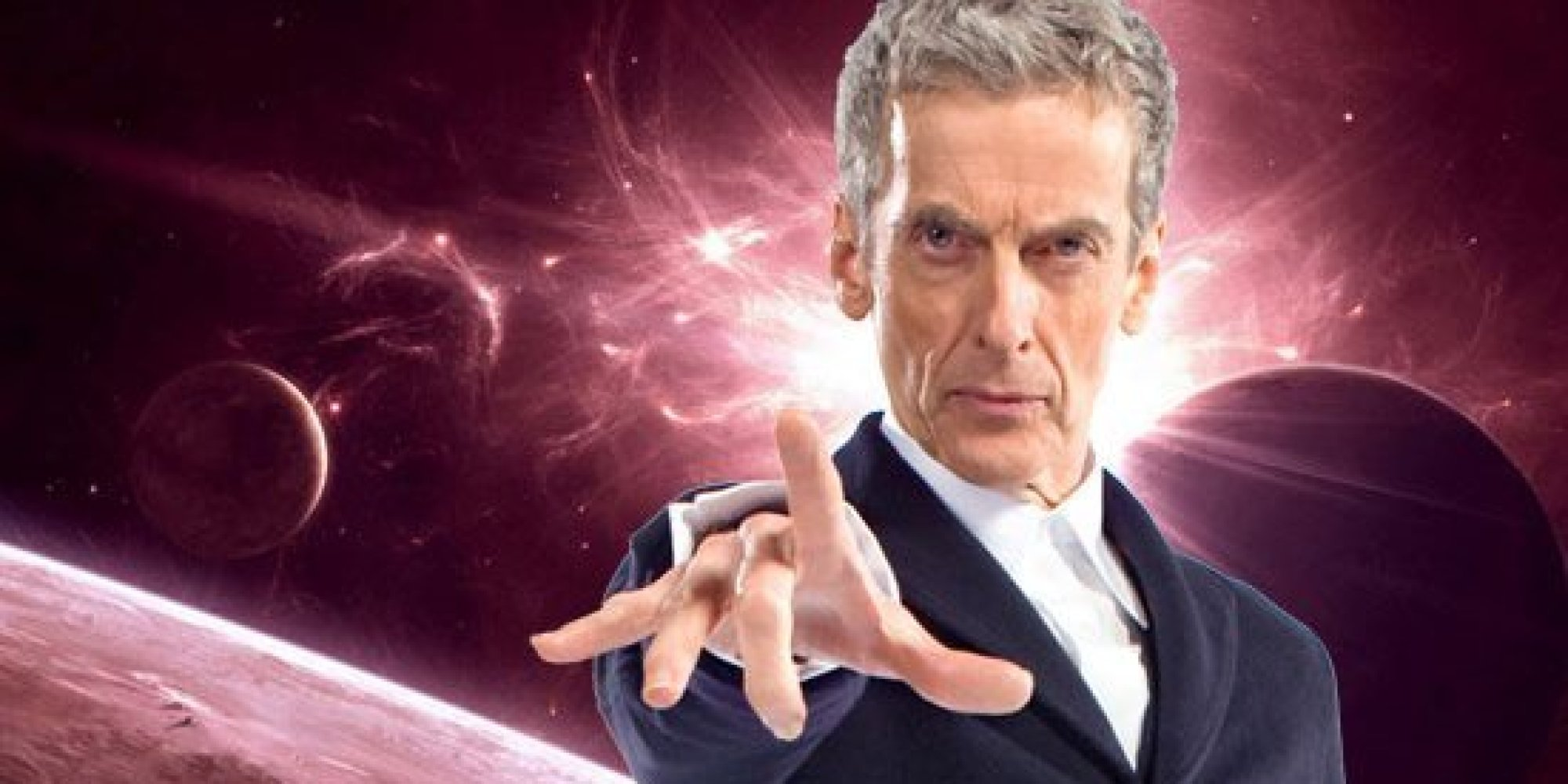Peter Capaldi reveals series 10 start date