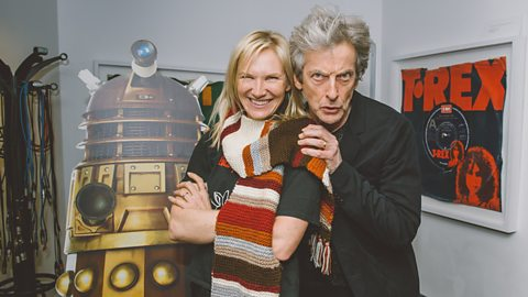 Peter Capaldi confirms he's leaving Doctor Who