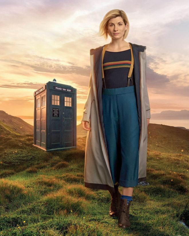 13th Doctor 'look' revealed