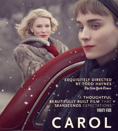 【電影介紹】《因為愛你》Carol | Fanily 粉絲玩樂