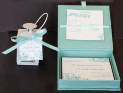 undangan pernikahan unik elegant simple 3