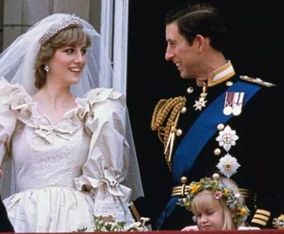 Royal Wedding Pangeran Charles & Putri Diana