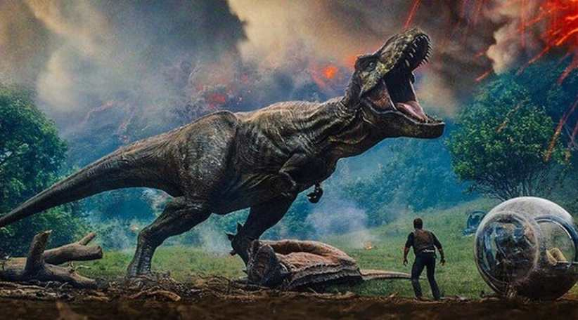 Jurassic World El Reino Caído Origen Y Legado Fanisetas