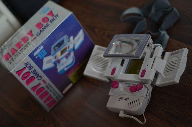Handy Boy para Game Boy.