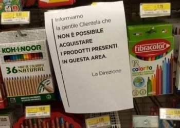 fanmagazine divieto comprare pennarelli articoli giardinaggio