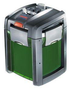 Los filtros externos tienen una gran capacidad filtrante pero hay que tener la precaución de colocar bien las cargas filtrantes.