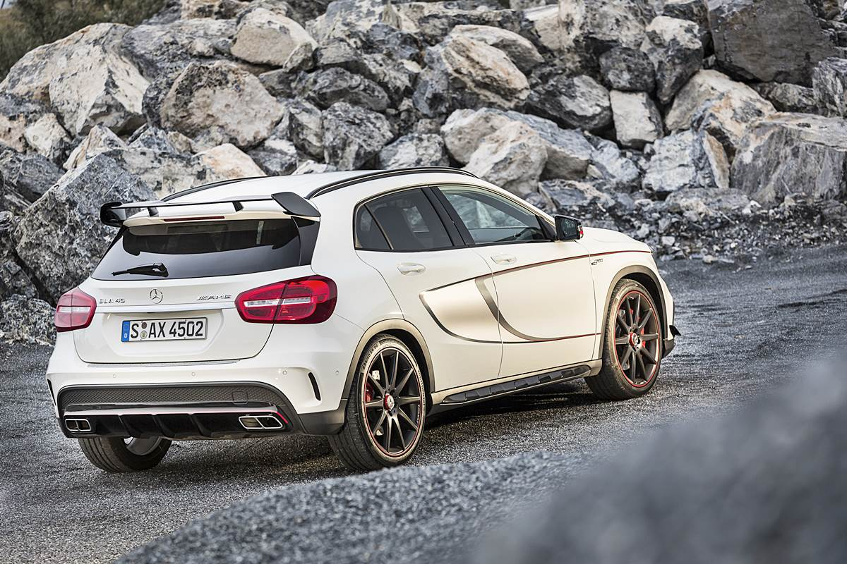 2014 mercedes benz gla 45 amg edition1 mercedes benz. Black Bedroom Furniture Sets. Home Design Ideas