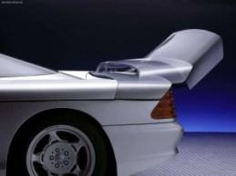 1991 Mercedes Benz C112 eleron 2