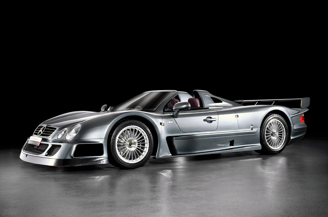 1998 1999 mercedes benz clk gtr amg road version for Mercedes benz clk