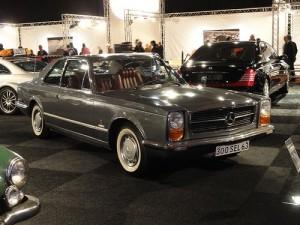 Mercedes 300SEL 6.3 Coupe Pininfarina Prototype 1969-2