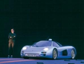 1993 Isdera Commendatore 112i 1