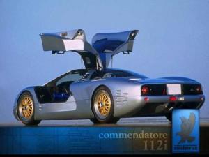 1993 Isdera Commendatore 112i 11