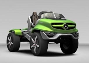 2011 Mercedes-Benz Unimog Concept 5