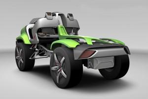 2011 Mercedes-Benz Unimog Concept 6