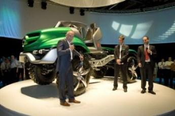 2011 Mercedes-Benz Unimog Concept 8
